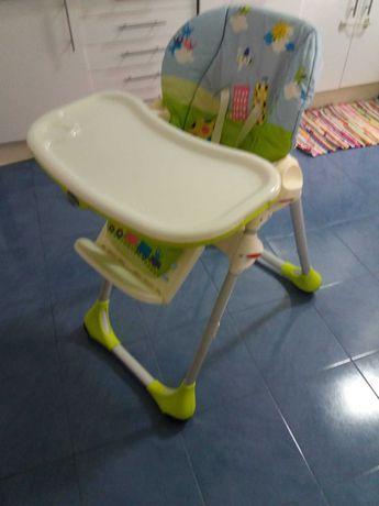 Cadeira Refeição Chicco Polly 2 and 1