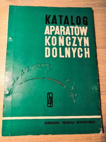 Katalog Aparatów kończyn dolnych ZPO