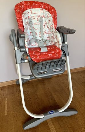 Krzesełko 3w1 Chicco Magic- od 0 do 36 miesięcy