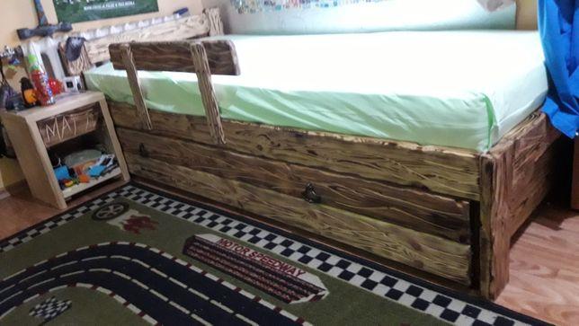 Łóżko90×200