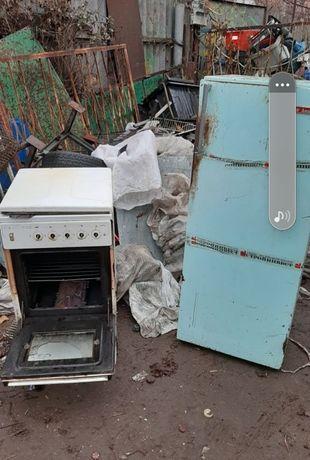 Вывезу хлам,металлолом, холодильники, телевизоры, макулатуру,ПЭТ и т.д