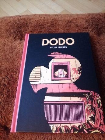 """Komiks """"Dodo"""" Felipe Nunes"""
