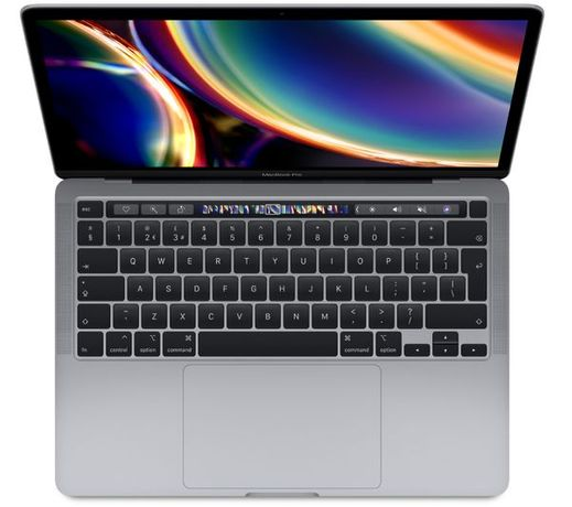 "New APPLE 13"" MacBook Pro with Touch Bar (2020) - 256 GB SSD, Space Gr"