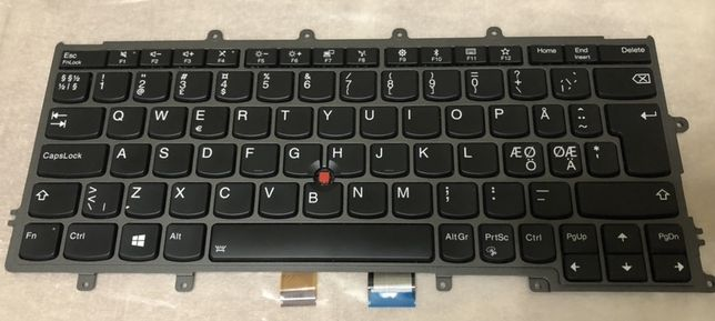 Клавиатура Lenovo X270