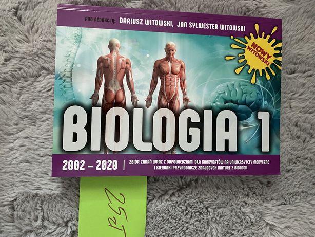 Zbiory Witowski biologia NOWY