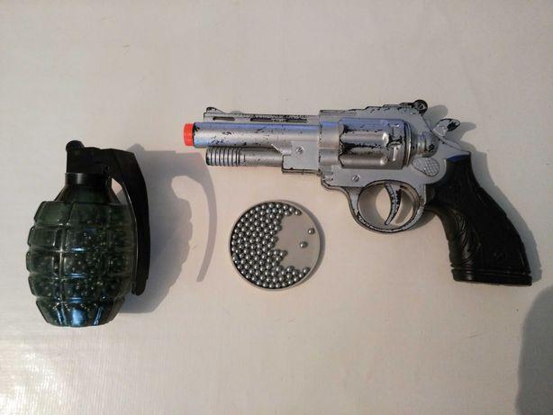 Шарики для детского пистолета.