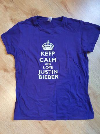 Koszulka Justin Bieber 40