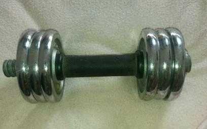 Alter de musculaçâo/fitness