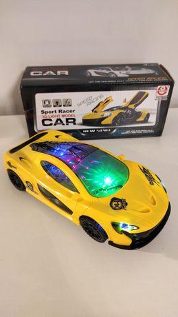 Nowy!!! Samochód jeździ świeci dźwięk