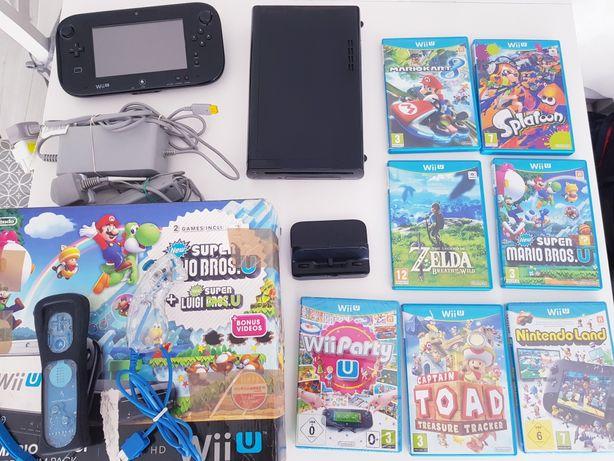 Konsola Nintendo Wii U Premium 32gb okazja !