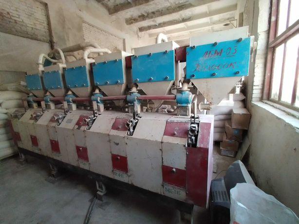 Млин, агрегат борошномельний малогабаритний АБМ-0,3 Колосок