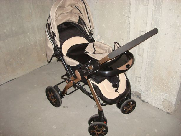 nowy wózek spacerówka przekladana rączka