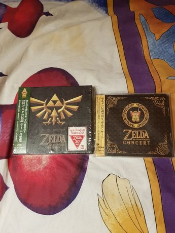 The Legend of Zelda 30th Anniversary Concert i Game Music Collection
