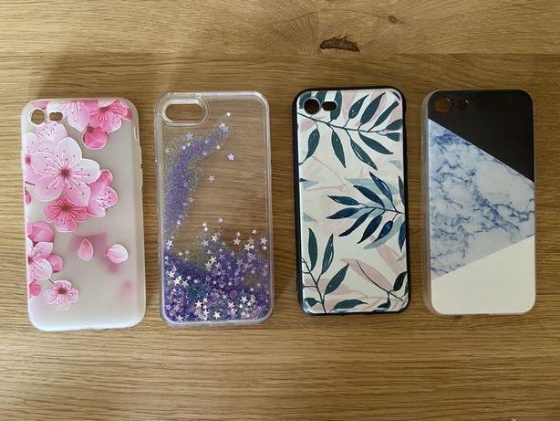 Case obudowa iphone 8 zestaw