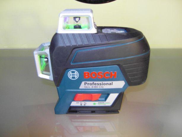Laser liniowo-krzyżowy Bosch GLL GCL GRL GSL 2 GTL 3