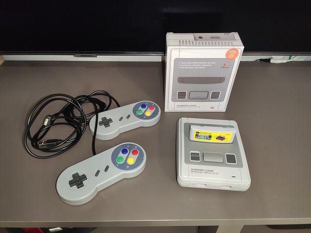 Retropie + karta 64GB + Superpi - retrokonsola SNES, Nintendo, GameBoy