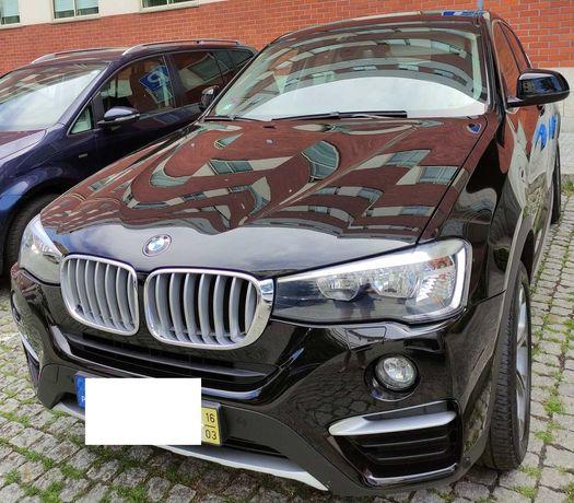 BMW X4 20D X-drive X-line Auto