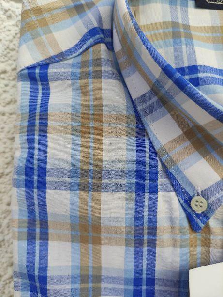 camisa nova - tamanho L
