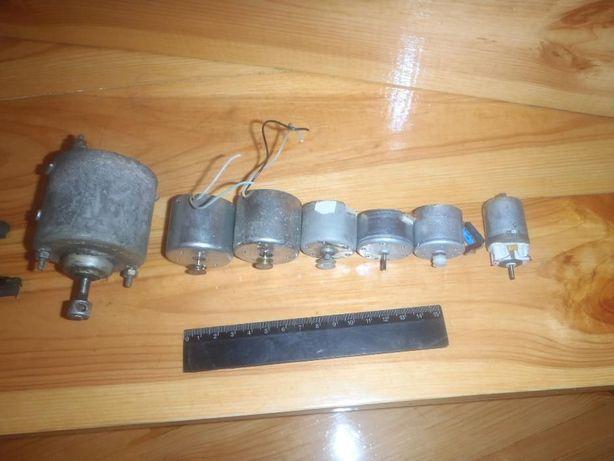 микро электродвигатель