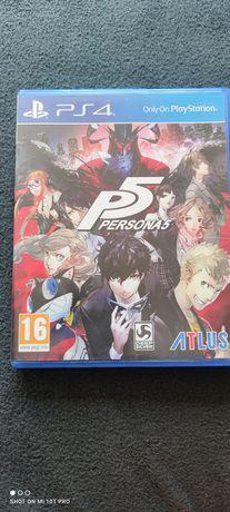 Persona 5 PlayStation 4 PS4