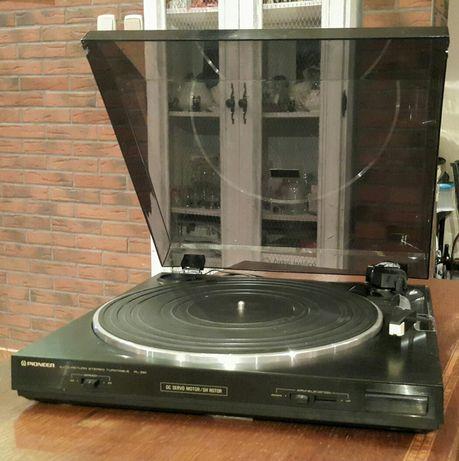Japoński gramofon Pioneer