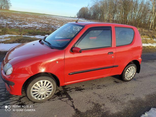 Fiat Seicento 2001r