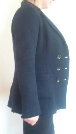 Пальто піджак, синій піджак