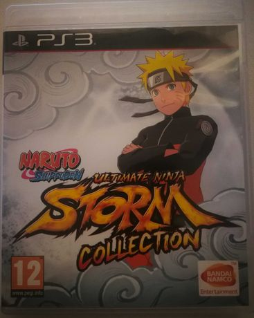 Ultimate Ninja STORM (PS3)