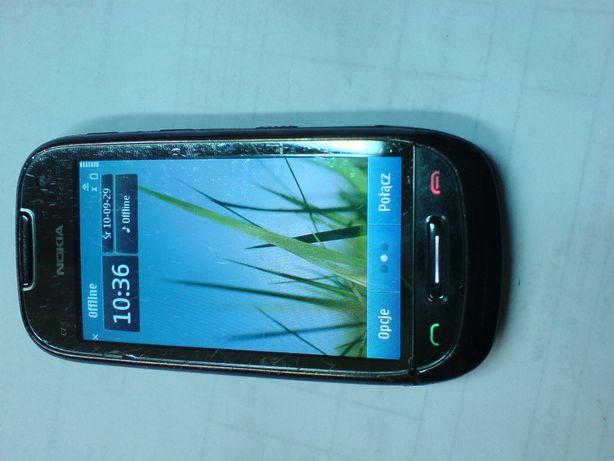 Nokia C7 wyświetlacz -części