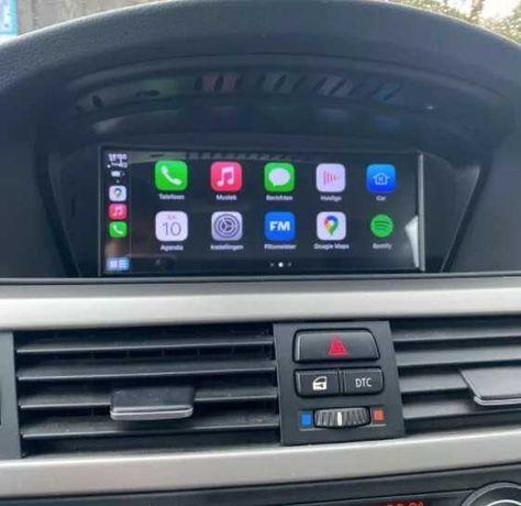 Auto Rádio BMW série 5/3  E60 E61 E62 E63 E90 E91 Android 2din