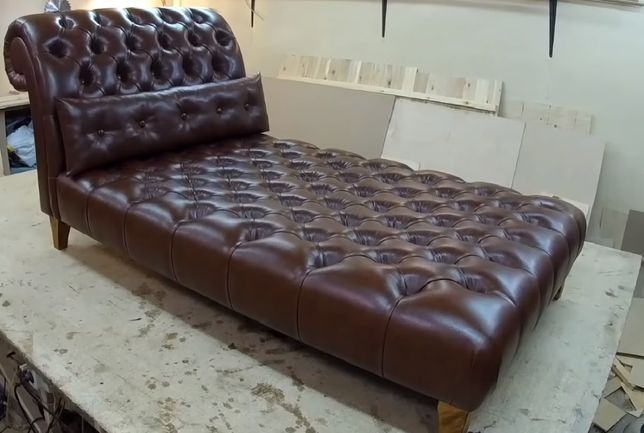 Ремонт и перетяжка диванов, кроватей, кресел, стульев, уголков