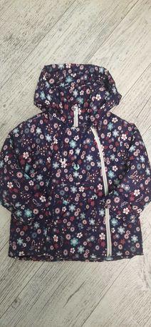 Куртка ветровка 4-6лет рост 104