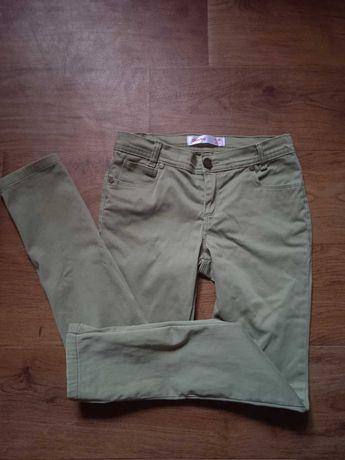 Джинсы 134-146 см для девочки штаны брюки