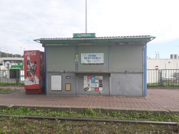 Kiosk do wynajęcia - Kraków, Borek Fałęcki (pętla MPK)