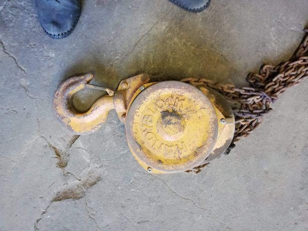 Wyciąg łańcuchowy rukcug 3 tony