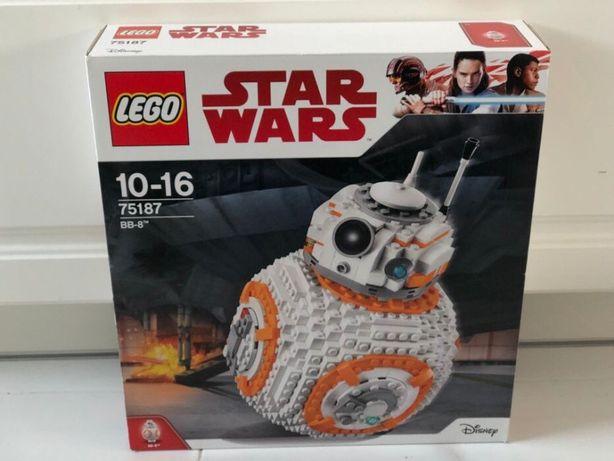 Super Zestaw dla fana Star Wars Klocki LEGO BB-8 75187 Gwiezdne Wojny