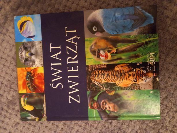 Książka  'Świat zwierząt'