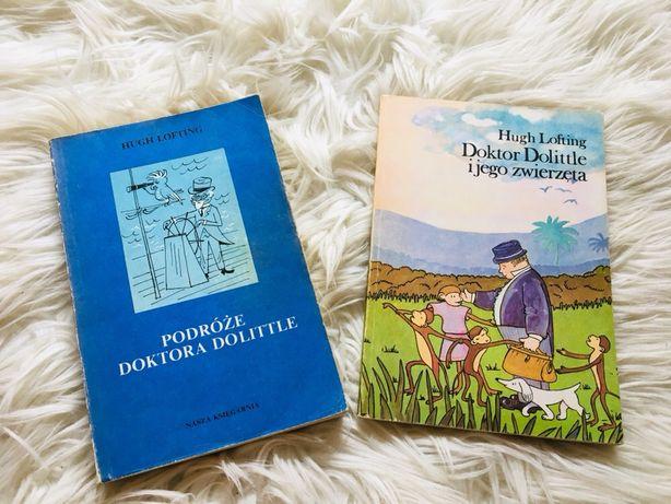 Podróze Doktora Dolittle,Doktor Dolittle i jego zwierzęta