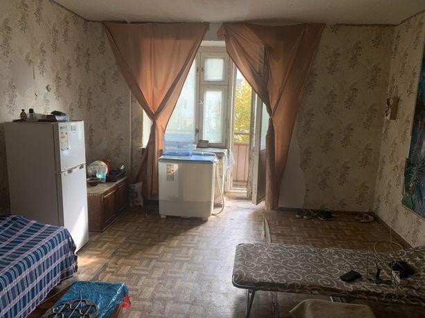 Трехкомнатная квартира в кирпичном доме по цене двухкомнатной