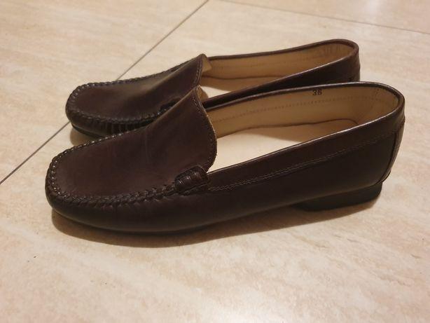 Buty skórzane Carvela r. 36