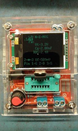 Multi tester multimetro digital para Componentes Eletrónicos