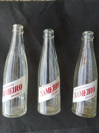 Garrafas pirogravadas Sameiro