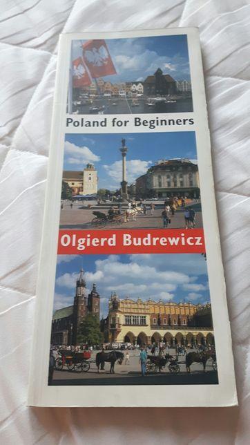 Książka Poland for beginners Olgierd Budrewicz