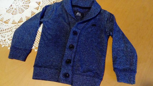 Cudowny Sweterek sweter MINI REBEL 98