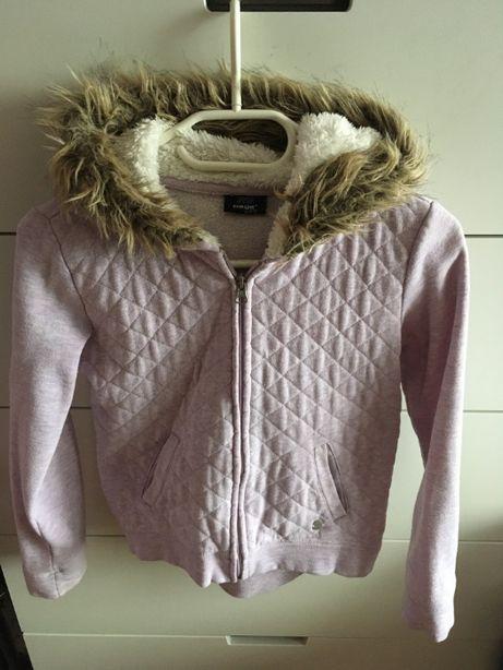 Bluza z futerkiem Takko Fashion rozmiar 146
