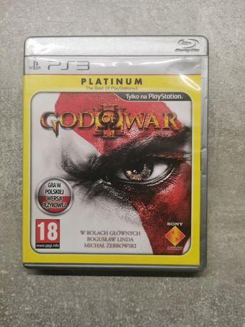 Gra ps3 God of War