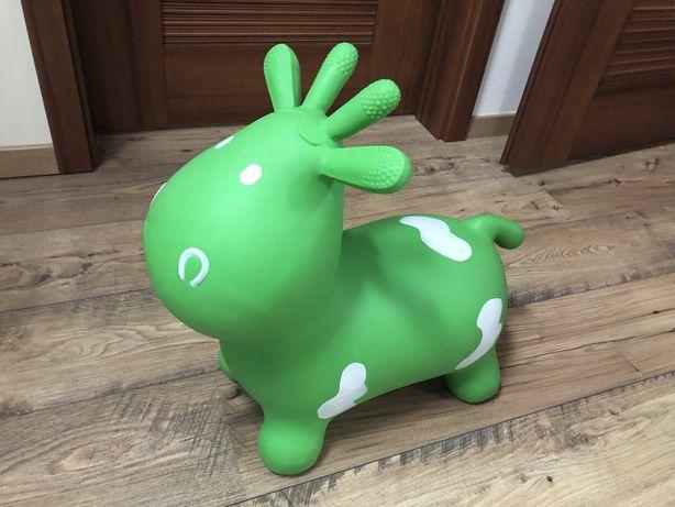 Skoczek dmuchany Krowa dla dzieci 2+