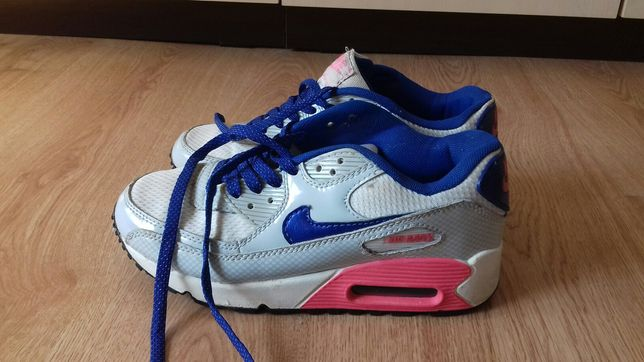 Nike air max rozmiar 38 dl wkładki 24 cm