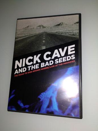 Nick Cave and the Bad Seeds (Documentário, DVD)
