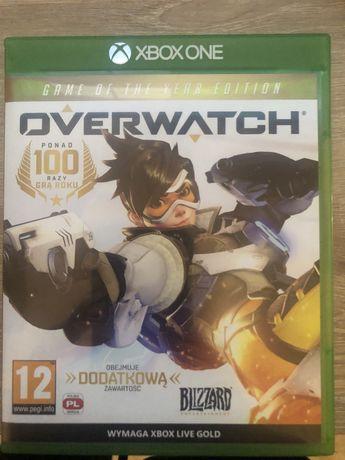 Gra xbox Overwatch